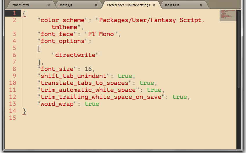 Fantasy Script screenshot 3