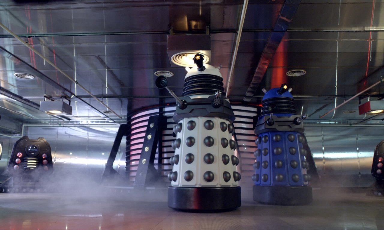 """New Daleks"""""