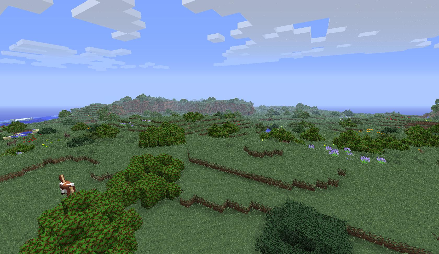 Shrubland biome
