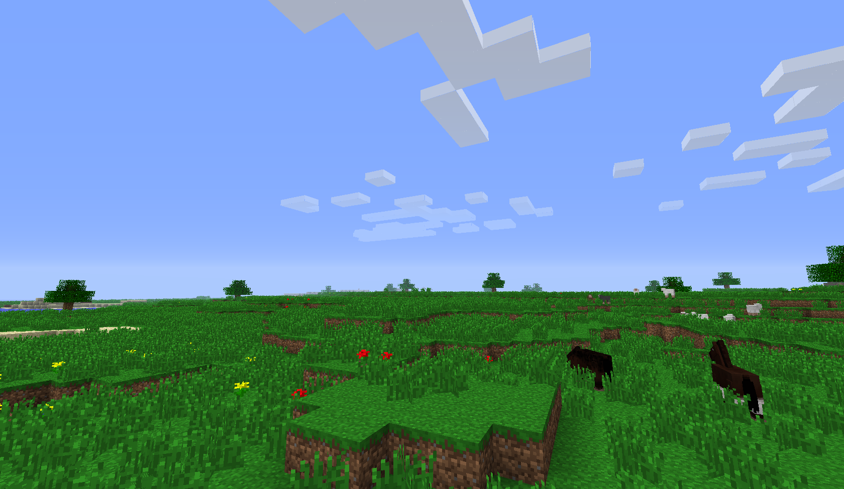 Meadow biome