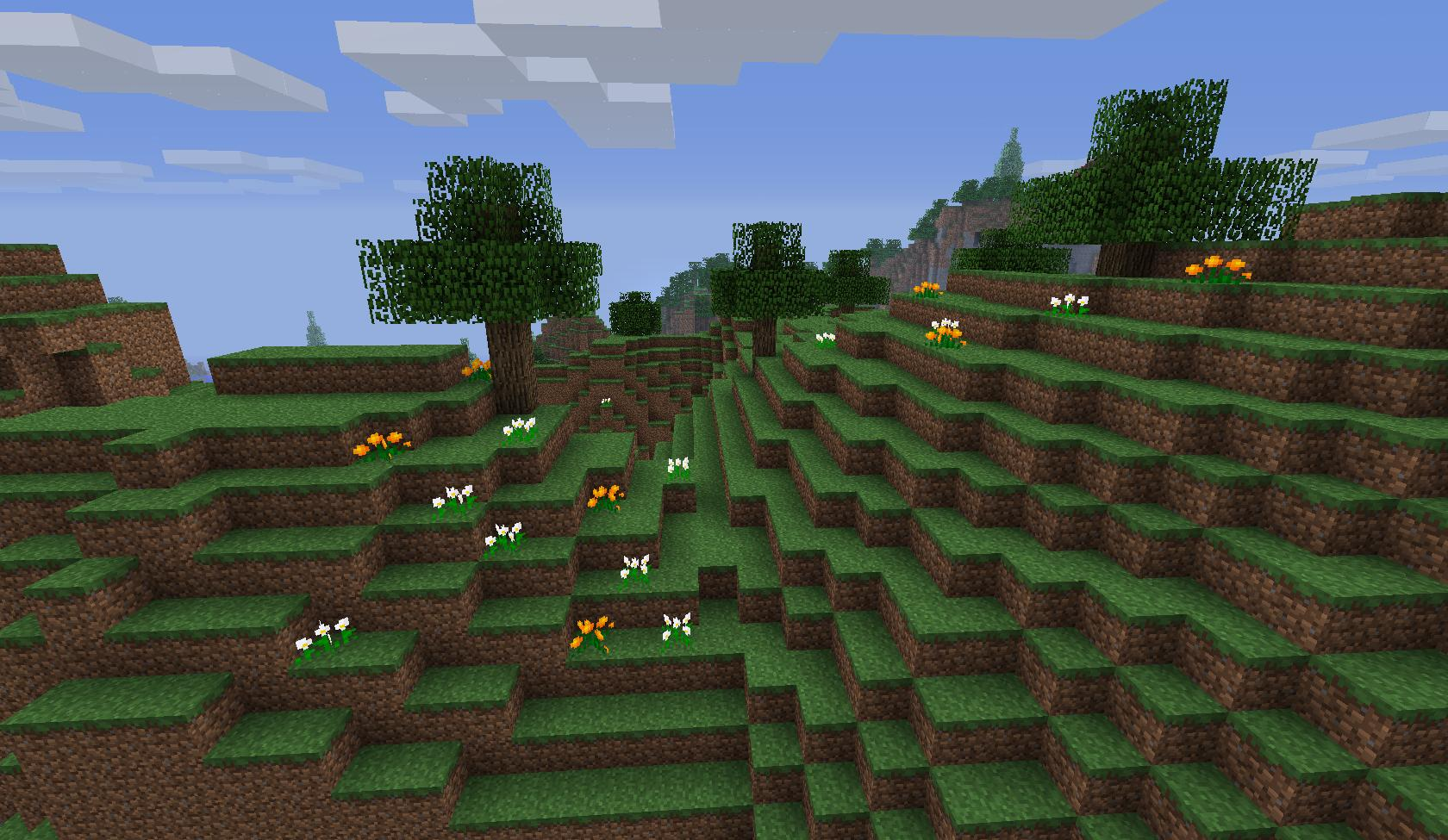 Green Hills biome